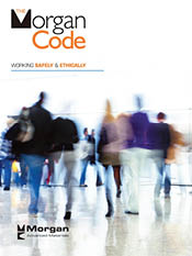 The Morgan Code of Conduct Booklet