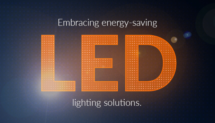 embracing energy-saving LED lighting solutions